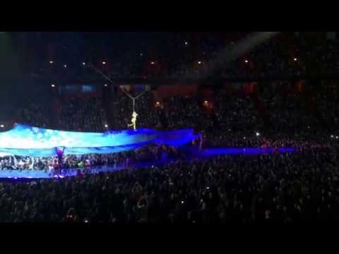 Katy Perry - Walking On Air, March 22, 2015 live @ Ericsson Globe, Stockholm