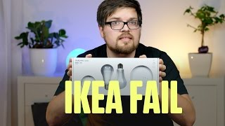IKEA Trådfri Smarthome Beleuchtung - Unboxing & Einrichtung