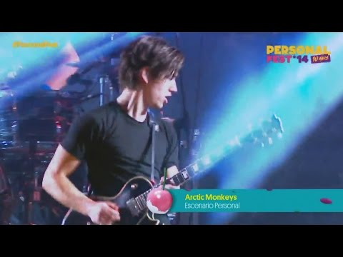 Arctic Monkeys - Library Pictures (Live at Personal Fest)