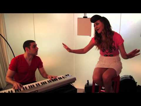 Sb.tv - Karmin - brokenhearted - [live Performance] video