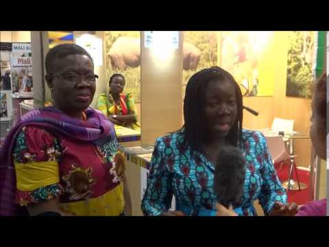 Tourism Minister speaks on Ghana's Tourism @ ITB 2015