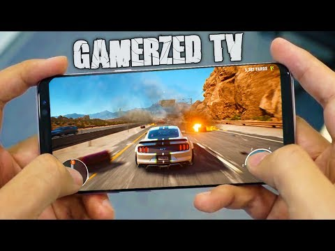 Top 10 Most Awesome Racing Games For Android/iOS Of All Time || Gamerzed Tv