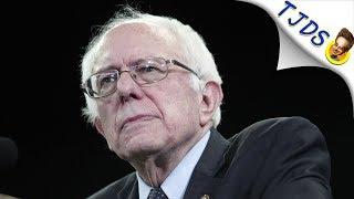 Bernie Sanders Finally Comments On DNC Fraud Lawsuit