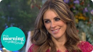 Elizabeth Hurley Talks Breast Cancer Awareness And The Royals | This Morning