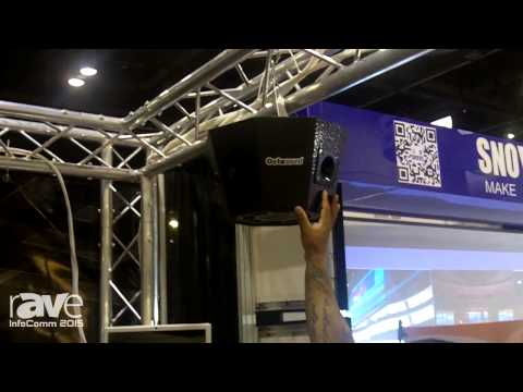 InfoComm 2015: KDM Electronics Showcases the OctaSound SP800A Speaker with 360° Projected Sound