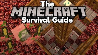 Our First Gold Farm! ▫ The Minecraft Survival Guide (Tutorial Lets Play) [Part 92]