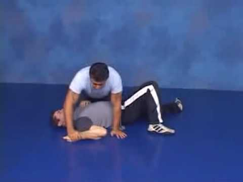 Tony Cecchine's American Catch Wrestling:  Hooks vs. Submission Holds (top wrist lock /