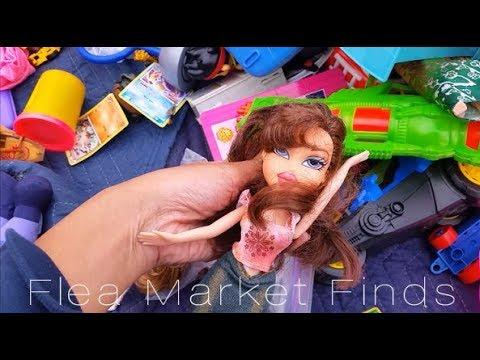 Doll Hunt Score!! Bratz and LPS Flea Market Finds