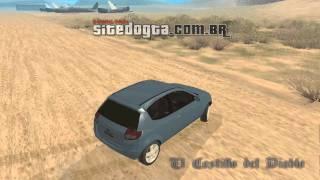 Mod brasileiro do carro Ford Ka 2010 para GTA San Andreas