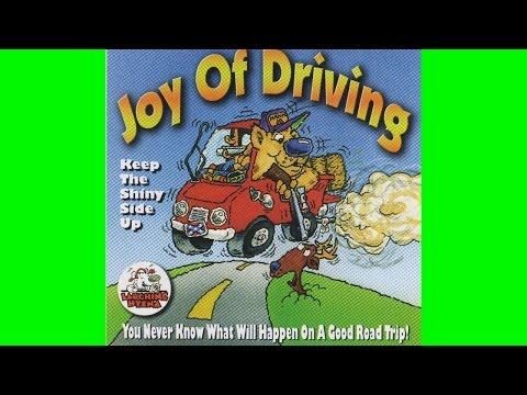 """Joy Of Driving"" – Comedy CD – Trailer"