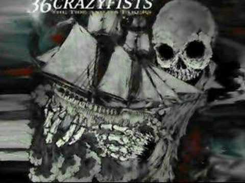 36 crazyfists - The Tide And Its Takers (New / Full) Samples