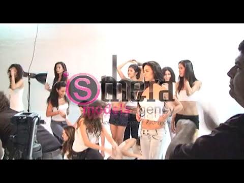 Agencia de Modelos Guadalajara Sthera en Elite Model Look Mexico 09 con Fernanada, Neyza y Mariana
