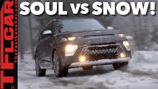 Here Are The 5 Biggest Takeaways After Driving The 2020 Kia Soul From Sun To Snow!