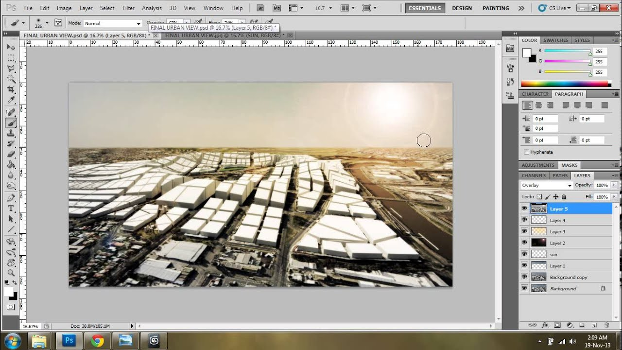 Image processing thesis 2013