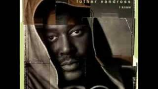 Watch Luther Vandross I Know video
