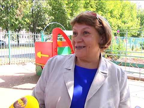 Открытие 12 детского сада
