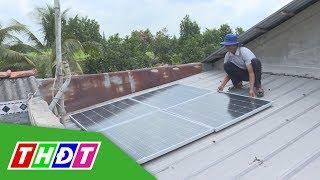 Năng lượng mặt trời với sản xuất nông nghiệp | Tái cơ cấu nông nghiệp | THDT