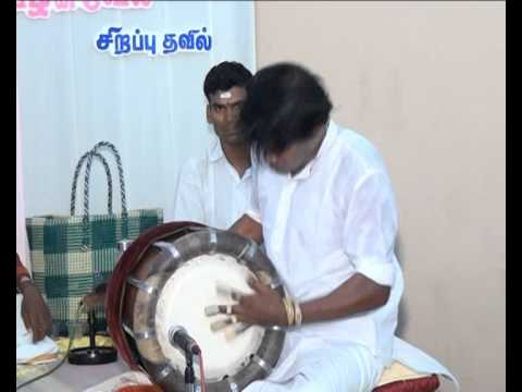 Thavil Thaniavarthanam 3 video