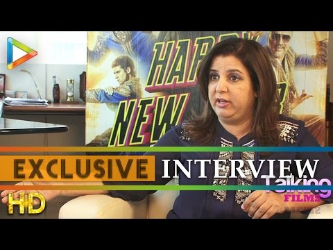 Farah Khan exclusive interview on Happy New Year success Part 3