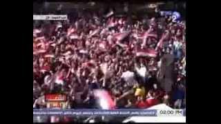 #dreamTV   #الشعب_يقرر   أهالى شبرا الخيمة يحتفلون بالدستور #وائل_الإبراشى