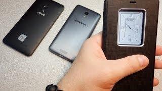 THL 4400 обзор самого живучего китайского смартфона mtk 6582 4400mah Big Battery review