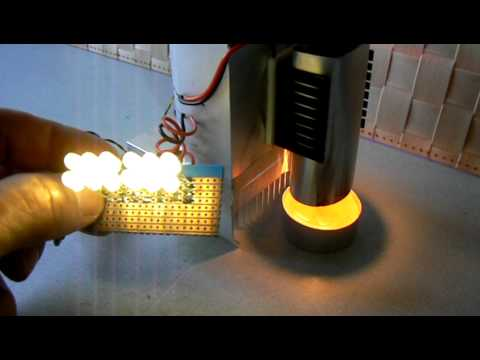 Thermoelectric Peltier Generator