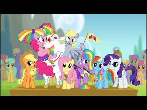 Descubriendo La Llave de la Lealtad    La Caida de Rainbow 04x10