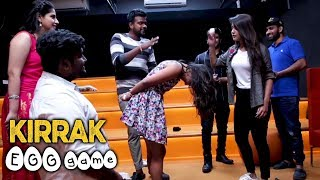 KIRRAK Egg Game @ Kirrak Party Team Funny Game | Nikhil || Samyuktha || Simran Pareenja || NTV
