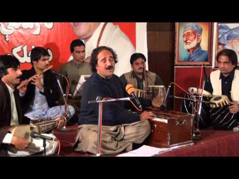 pashto Hashmat Sahar  New Album Songs Lover Choice 2014