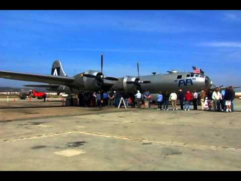 "Camarillo Commemorative Air Force Museum and B-29 Bomber Plane ""FIFI"" Documentary Teaser"