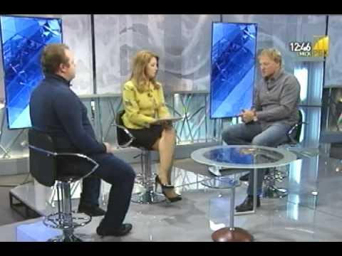 Команда: Уездный город Номер: Интервью с Писаренко и Никишиным на РБК Длительность: 20:50 Просмотров: 2258