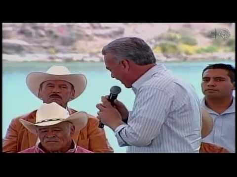 Inauguraci�n De La Presa