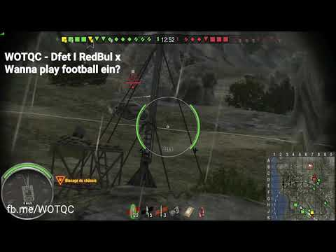 WOTQC - Dfet I RedBul x - World of Tanks Xbox - Wanna play a little game of football, junior?
