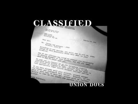 Classified - Questions