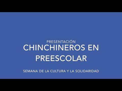 Presentación de Chinchineros en Preescolar