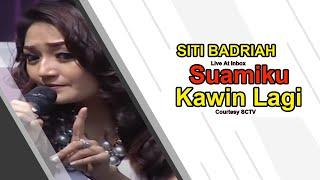 Siti Badriah Suamiku Kawin Lagi Live At Inbox 28 10 2014 Courtesy Sctv