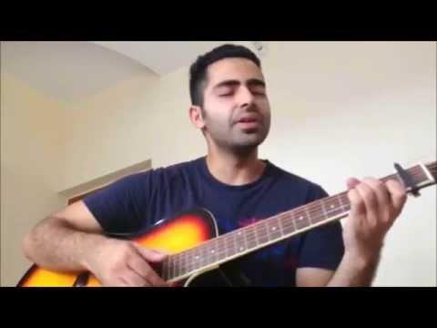 Bas tu on Guitar / Roshan prince / Punjabi song