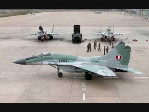 Los Mejores Aviones de Guerra del Peru