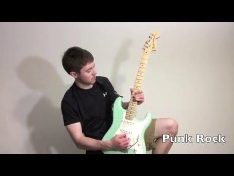 Punk Rock VS Pop Punk