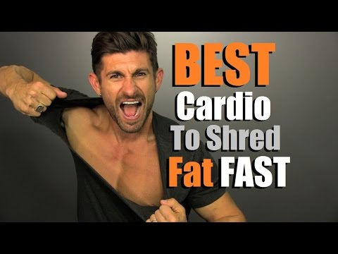 Best Cardio To Shred Fat Fast How To Burn More Fat Fast
