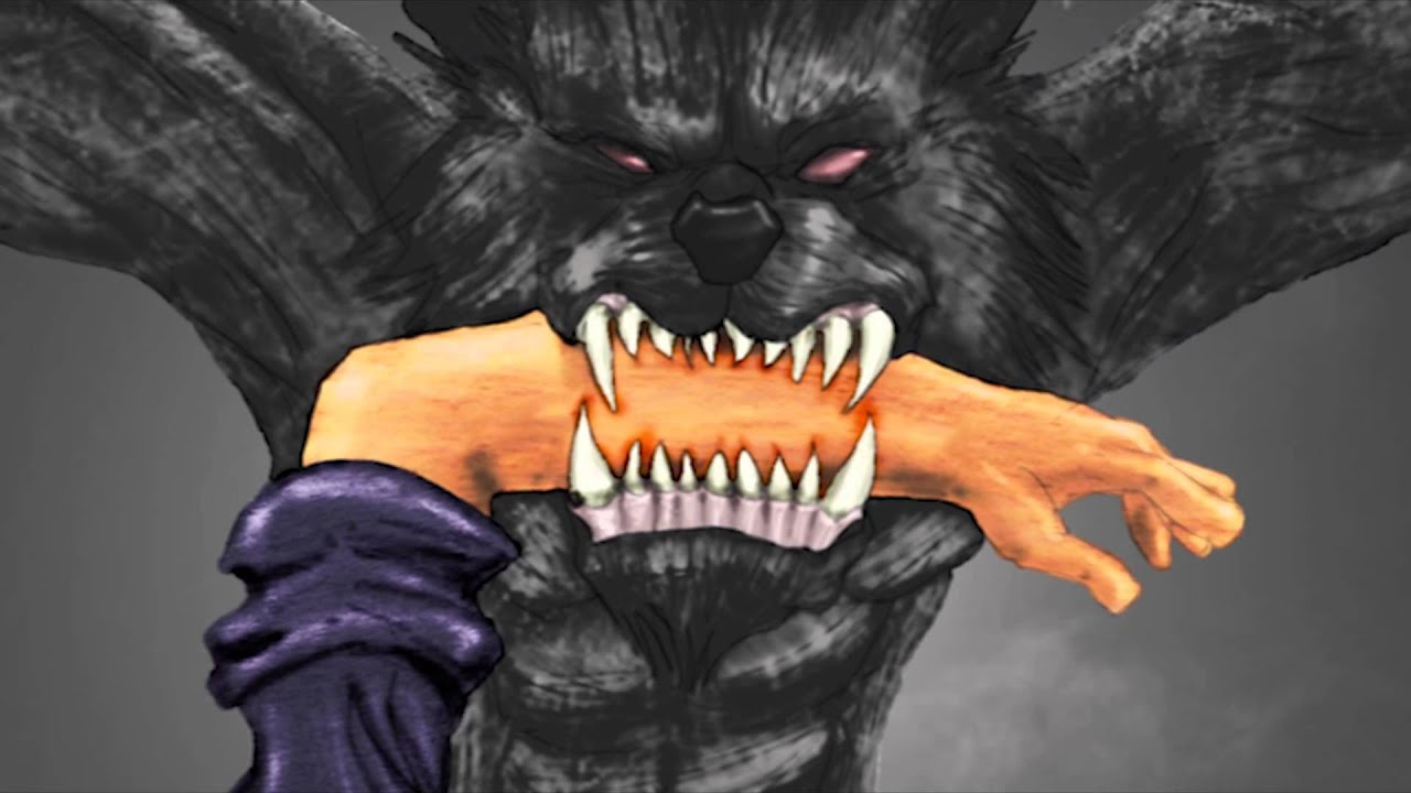 Free animated werewolf videos xxx image