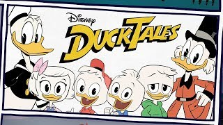 DuckTales Theme Song Supercut | DuckTales | Disney XD