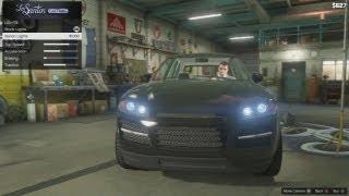 """GTA 5 - Rocoto """"Porsche Cayenne"""" Car Tuning Customization (GTA V)"""