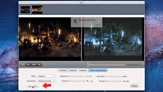 How to Convert AVI to 3GP on Mac OS X Lion Video