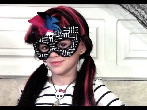 How to Create Your Own Monster High Ghoul Costume for Halloween!
