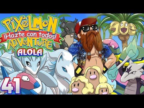 LA CLONACION! EP 41 - PIXELMON ADVENTURE: ALOLA
