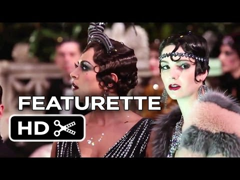 The Great Gatsby Featurette - Party (2013) - Leonardo DiCaprio Movie HD