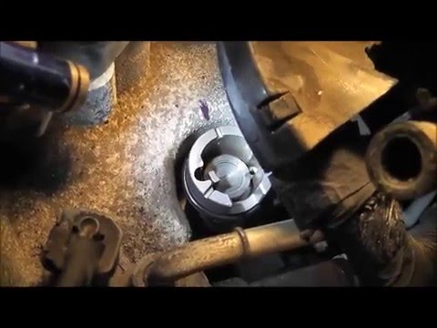 Ford Taurus Cam Synchronizer Diagnosis and Replacement