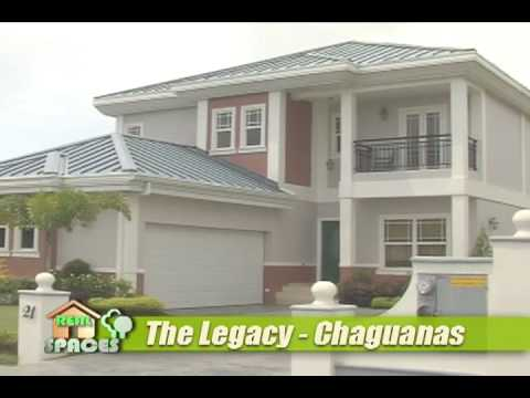 Real Spaces The Legacy Chaguanas