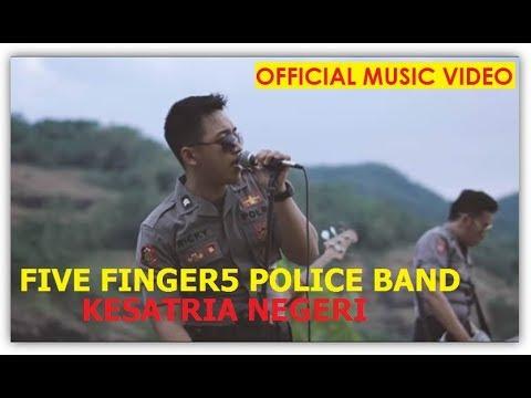 Five Finger5 Police - Kesatria Negeri (Polisi Indonesia)